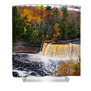 Taquamenon Falls IIi Shower Curtain