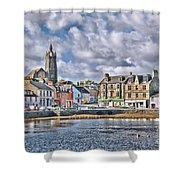 Tarbert -  Loch Fyne Shower Curtain