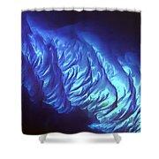 Tarpum Bay Bahamas  Shower Curtain