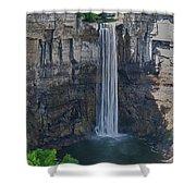 Taughannock Falls  0453 Shower Curtain