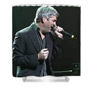 Taylor Hicks Shower Curtain