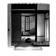 Tea House Shower Curtain