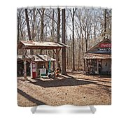 Teasleys Mill Shower Curtain