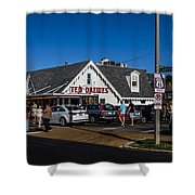Ted Drewes Shower Curtain