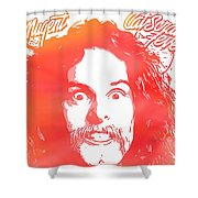 Ted Nugent Cat Scratch Fever Shower Curtain