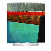 Teeny Tiny Art 122 Shower Curtain