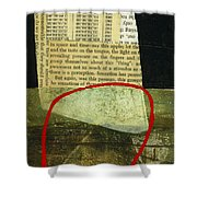 Teeny Tiny Art 125 Shower Curtain