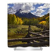 Teluride Shower Curtain