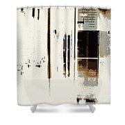 Tempe Iv Shower Curtain