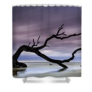 Tempest Tossed Shower Curtain