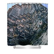 Prang Spire Shower Curtain