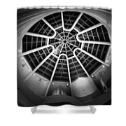 Temple Of The Spirit Shower Curtain