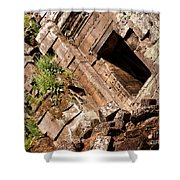 Temple Ruins 03 Shower Curtain
