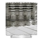 Temple Serenity Shower Curtain
