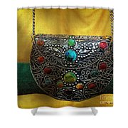 Temptation By Torchlight  Shower Curtain