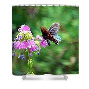 Tender Embrace Shower Curtain