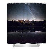 Tender Is The Night Shower Curtain