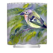 Tenerife Goldcrest Shower Curtain