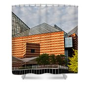 Tennessee Aquarium Shower Curtain