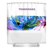Tennessee Shower Curtain