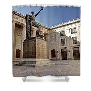 Tennessee War Memorial Shower Curtain
