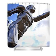 Tenor 3 Shower Curtain