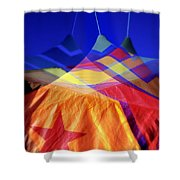 Tent Of Dreams Shower Curtain