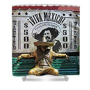 Tequila Museum Shower Curtain