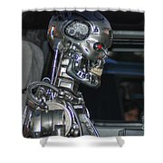 Terminator Shower Curtain
