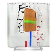 Terracotta Army Poster Shower Curtain