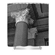 Texas Capitol Detail Shower Curtain