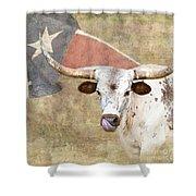 Texas Longhorn # 2 Shower Curtain