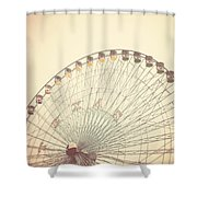 Texas Star Shower Curtain