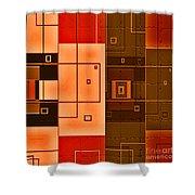 Textured Beauty Shower Curtain