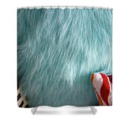 Textures 2 Shower Curtain