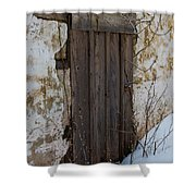 Textures Shower Curtain