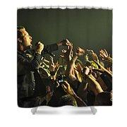 Tfk-trevor-2727-1 Shower Curtain