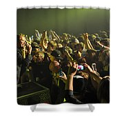 Tfk-trevor-2872 Shower Curtain