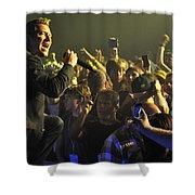 Tfk-trevor-2942 Shower Curtain