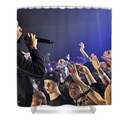 Tfk-trevor-3167 Shower Curtain