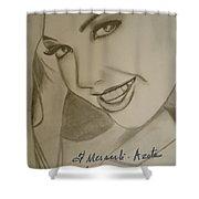 Thalia 2 Shower Curtain