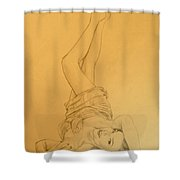 Thalia Sodi Shower Curtain
