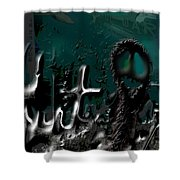 Thank You For This Wonderful War - I Am In The Best Shape Of My Life Shower Curtain