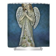 Thank You My Angel Shower Curtain