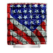 Thank You With Gratitude Shower Curtain