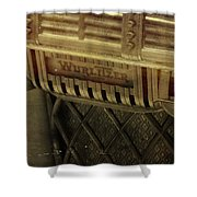 That Old Jukebox Shower Curtain