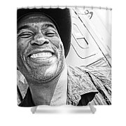 That Smile Shower Curtain