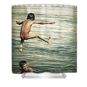 That Was A Great Day Shower Curtain