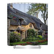 Thatched Roof - Cotswolds Shower Curtain