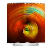 The #2 Colors Of Your Soul Shower Curtain